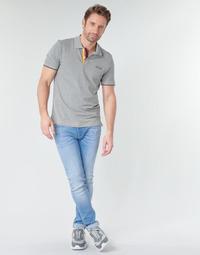 textil Herre Smalle jeans Jack & Jones JJILIAM Blå / Lys