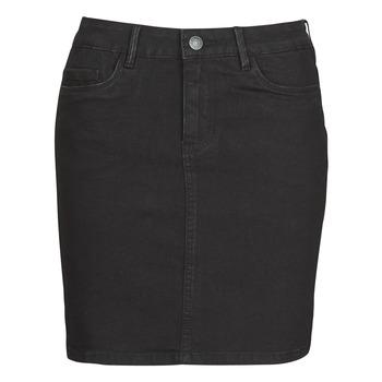 textil Dame Nederdele Vero Moda VMHOT SEVEN Sort