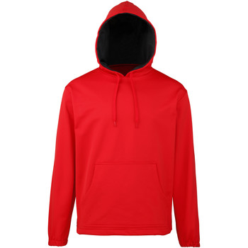 textil Børn Sweatshirts Rhino RH70B Red/Black