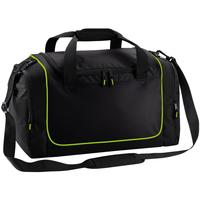 Tasker Sportstasker Quadra QS77 Black/Lime Green