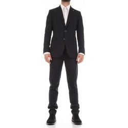 textil Herre Jakkesæt Mulish 50SPECIAL-AB7200 Blu