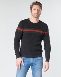 textil Herre Pullovere Casual Attitude BAOLI Sort