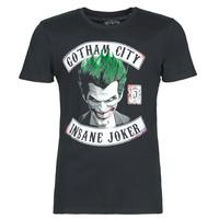 textil Herre T-shirts m. korte ærmer Casual Attitude INSANE JOKER Sort