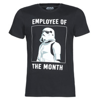 textil Herre T-shirts m. korte ærmer Yurban STORMTROOPER OF THE MONTH Sort