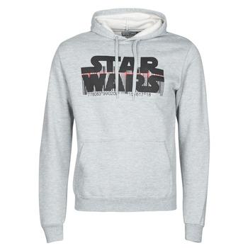 textil Herre Sweatshirts Casual Attitude Star Wars Bar Code Grå