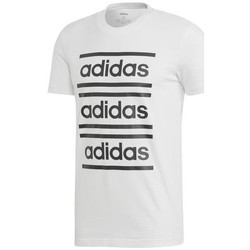textil Herre T-shirts m. korte ærmer adidas Originals M C90 Brd Tee Hvid