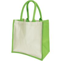 Tasker Dame Shopping Westford Mill W421 Apple Green