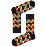 Accessories Herre Strømper Happy Socks Optiq square sock Flerfarvet