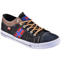 Sko Herre Lave sneakers Xti  Sort