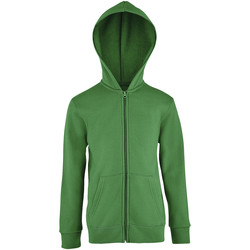 textil Børn Sweatshirts Sols STONE COLORS KIDS Verde