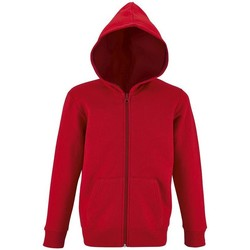 textil Børn Sweatshirts Sols STONE COLORS KIDS Rojo