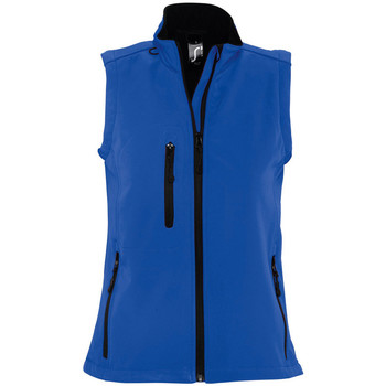 textil Dame Vindjakker Sols RALLYE SPORT WOMEN Azul