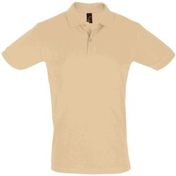 textil Herre Polo-t-shirts m. korte ærmer Sols PERFECT COLORS MEN Marrón
