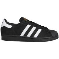 Sko Herre Skatesko adidas Originals Superstar adv Sort