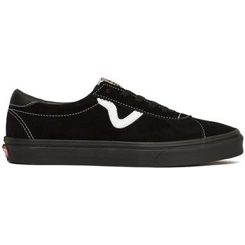 Sko Herre Lave sneakers Vans UA Sport Sort