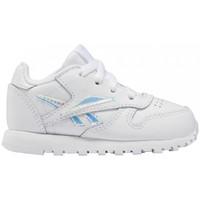 Sko Børn Lave sneakers Reebok Sport Classic leather Hvid