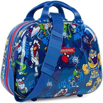 Tasker Børn Køletasker Kukuxumusu DÅRLIG MIX 15 L Blå