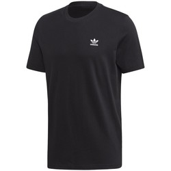 textil Herre T-shirts m. korte ærmer adidas Originals Trefoil Essentials Tee Sort