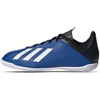 Sko Dreng Fodboldstøvler adidas Originals X 194 IN Sort, Flåde