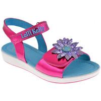 Sko Pige Sandaler Lelli Kelly  Pink