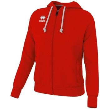 textil Herre Sportsjakker Errea Sweatshirt  Wita rouge/blanc