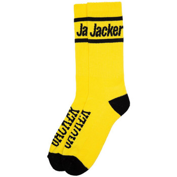 Accessories Herre Strømper Jacker Holy molley socks Gul
