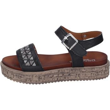 Sko Dame Sandaler Osmose Sandaler BN500 Sort