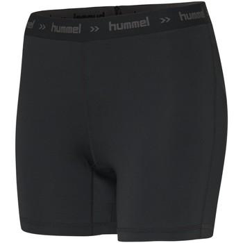 textil Dame Shorts Hummel Short femme  Perofmance Hipster noir