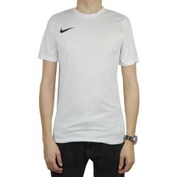 textil Herre T-shirts m. korte ærmer Nike Park VII Tee blanc