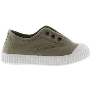 Sko Børn Lave sneakers Victoria 106627 Grøn
