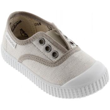 Sko Børn Lave sneakers Victoria 1366118 Beige
