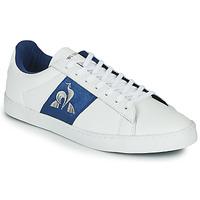 Sko Dame Lave sneakers Le Coq Sportif ELSA Hvid / Blå