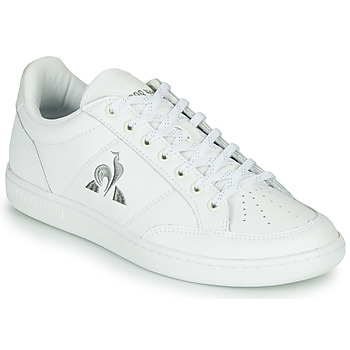 Sko Dame Lave sneakers Le Coq Sportif COURT CLAY W Hvid