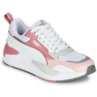 Sko Dame Lave sneakers Puma X-RAY 2 Hvid / Pink