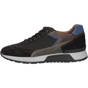Sko Herre Lave sneakers Nero Giardini A901181U Black