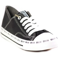 Sko Dame Lave sneakers Big Star FF274023 Sort
