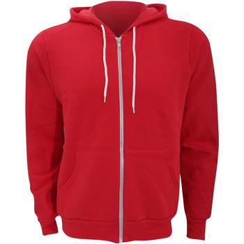textil Herre Sweatshirts Bella + Canvas CA3739 Red