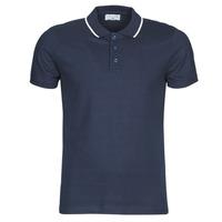 textil Herre Polo-t-shirts m. korte ærmer Casual Attitude M.BOUPI Marineblå