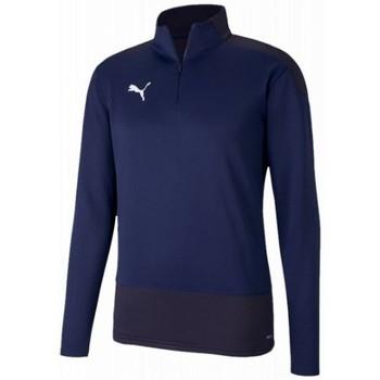 textil Herre Sportsjakker Puma Training top  Teamgoal violet foncé/bleu nuit