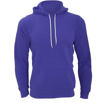 textil Herre Sweatshirts Bella + Canvas CA3719 True Royal
