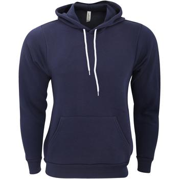 textil Sweatshirts Bella + Canvas CA3719 Navy Blue