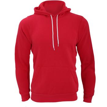 textil Herre Sweatshirts Bella + Canvas CA3719 Red