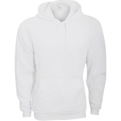 textil Sweatshirts Bella + Canvas CA3719 White