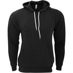 textil Sweatshirts Bella + Canvas CA3719 Black