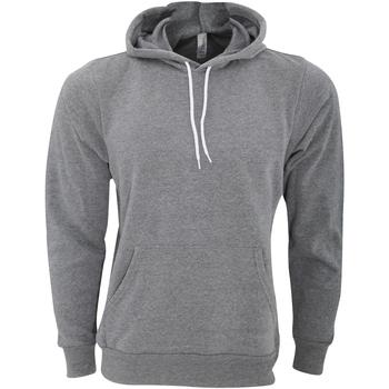 textil Sweatshirts Bella + Canvas CA3719 Heather Grey