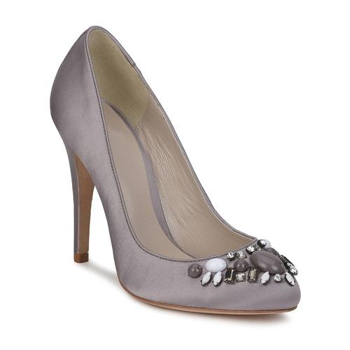 Sko Dame Højhælede sko Bourne KITTY Grå