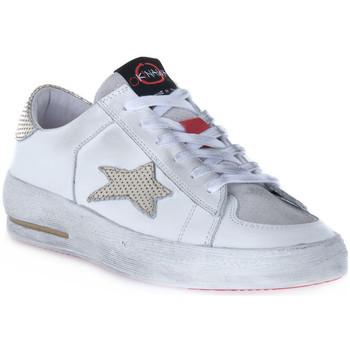 Sko Dame Lave sneakers Ishikawa OKINAWA BASKET Bianco