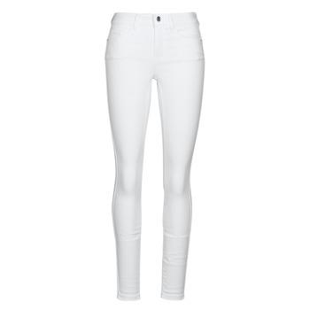 textil Dame Smalle jeans Vero Moda VMSEVEN Hvid