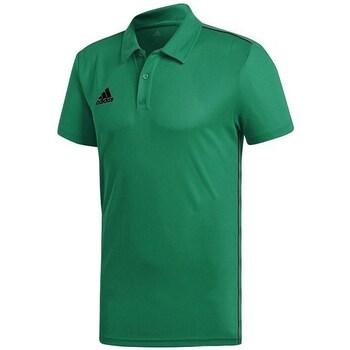 textil Herre Polo-t-shirts m. lange ærmer adidas Originals Core 18