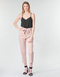 textil Dame Lærredsbukser Betty London MOUDI Pink